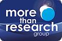 More Than Research Logo